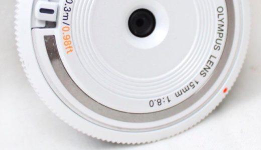 【せどり】カメラ転売で稼げる商品 オリンパスキャップレンズ【仕入れ&販売例】