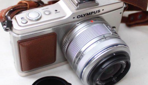 【副業におすすめ】カメラ転売で稼げる商品 OLYMPUS PEN E-P2【仕入れ&販売例】